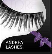 ANDREA LASHES